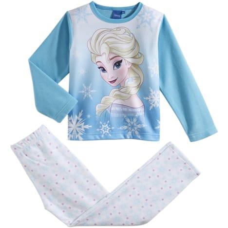 pyjama reine des neiges 4 ans