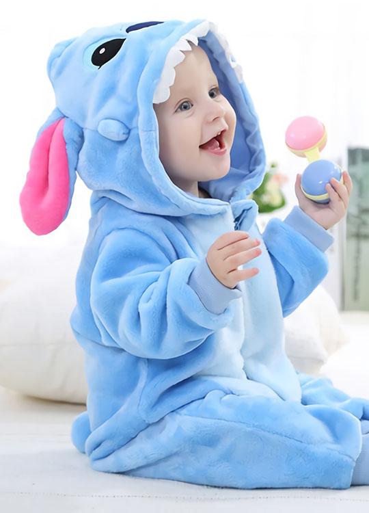 pyjama stitch bébé