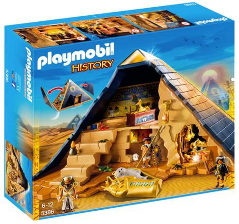 pyramide pharaon playmobil