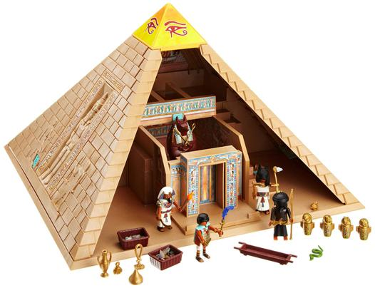 pyramide playmobil notice