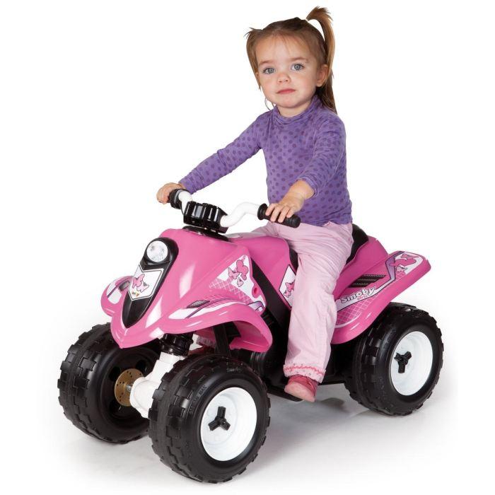 quad fille 2 ans