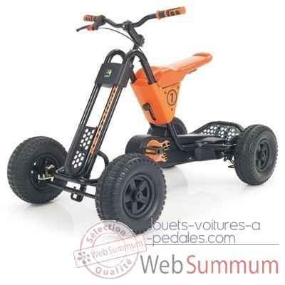 quad pedale