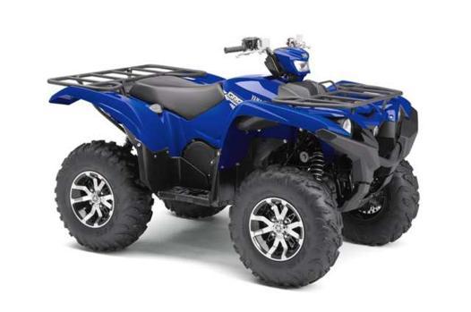 quad yamaha 700