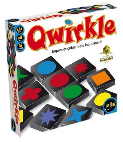 qwirkle jeu