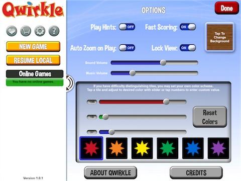qwirkle jouer en ligne