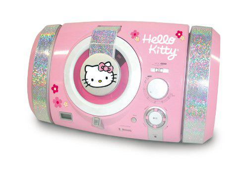 radio cd hello kitty