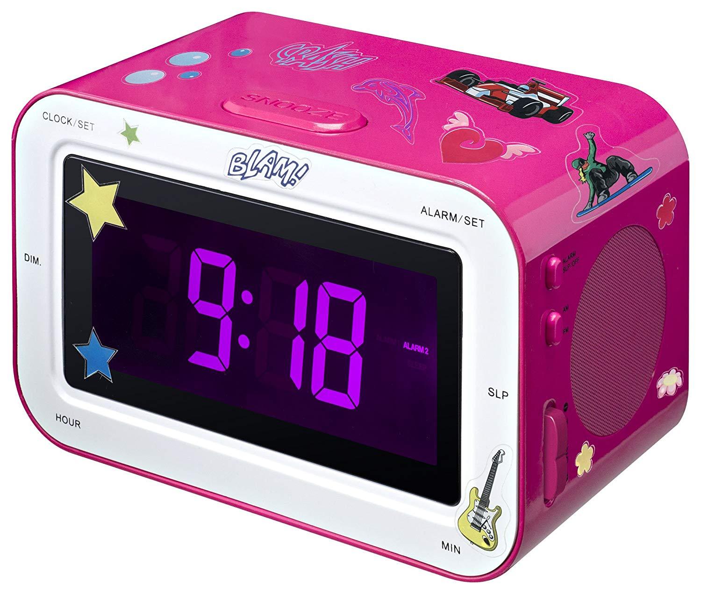 radio reveil pour enfant