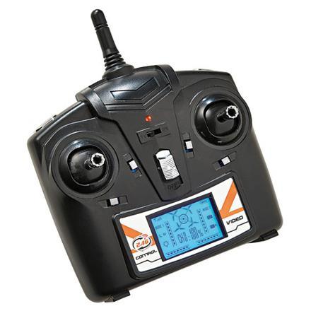 radiocommande drone