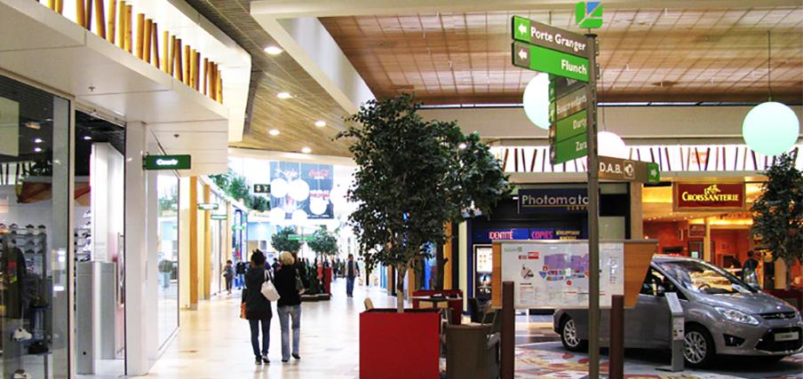 rambouillet centre commercial
