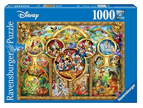 ravensburger disney puzzle 1000