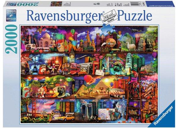 ravensburger puzzle 2000