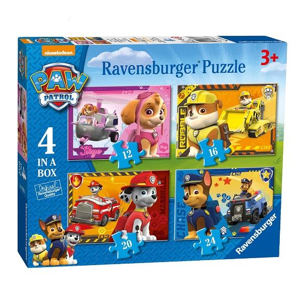 ravensburger puzzle 4