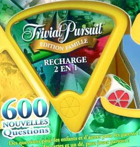 recharge trivial pursuit famille