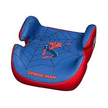 rehausseur auto spiderman