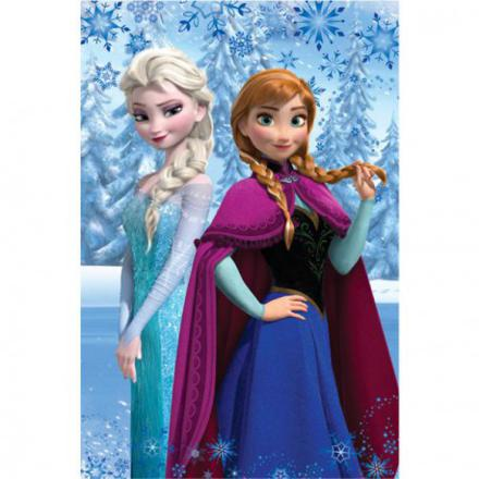 reine des neiges elsa et anna