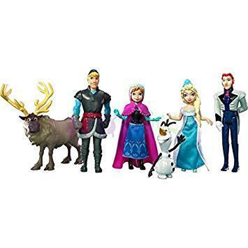reine des neiges personnages