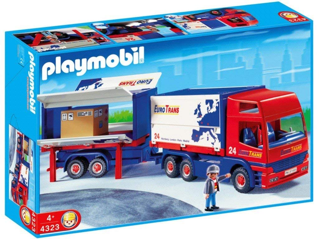 remorque playmobil