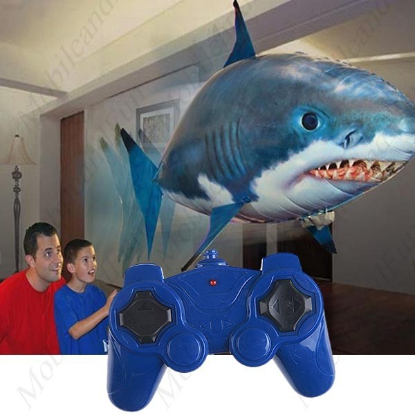 requin ballon telecommandé