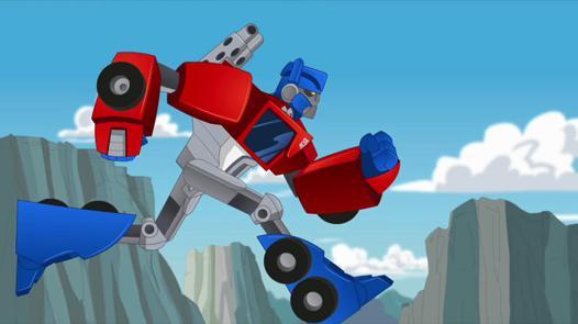 rescue bots 2