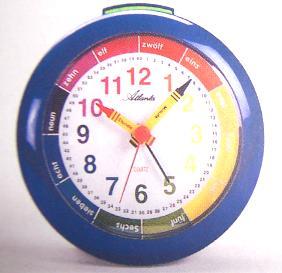 reveil pour apprendre l heure