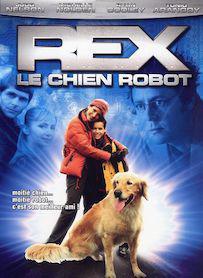 rex le chien robot