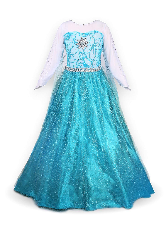 robe d elsa la reine des neiges