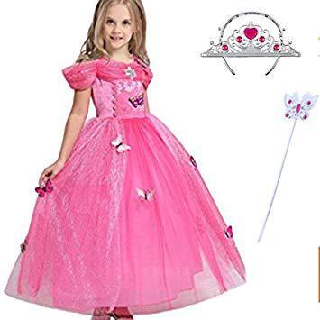 robe de princesse pour enfant