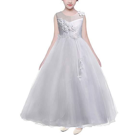 robe fille princesse