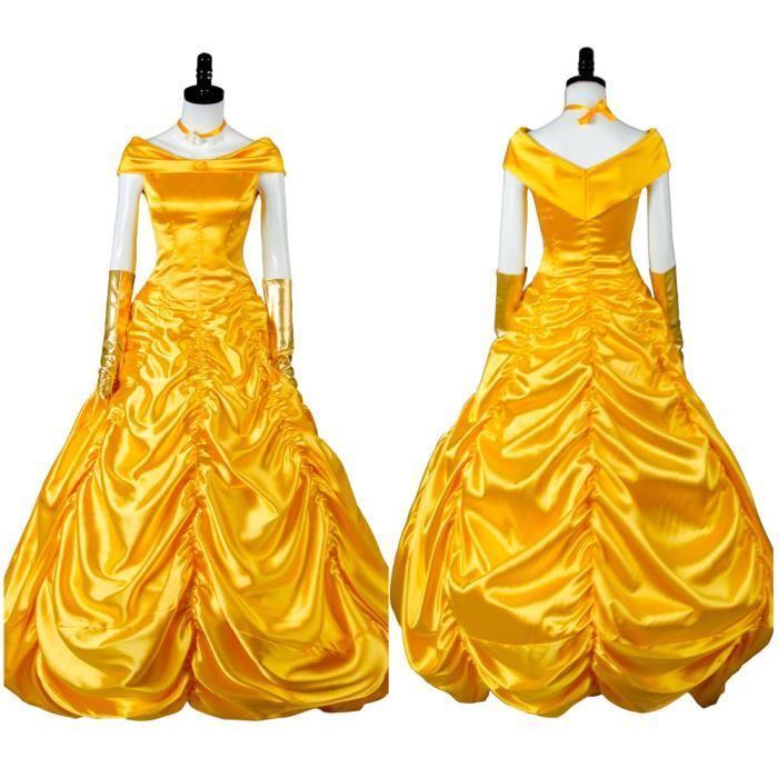 robe la belle et la bete