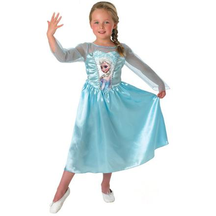 robe la reine des neiges disney