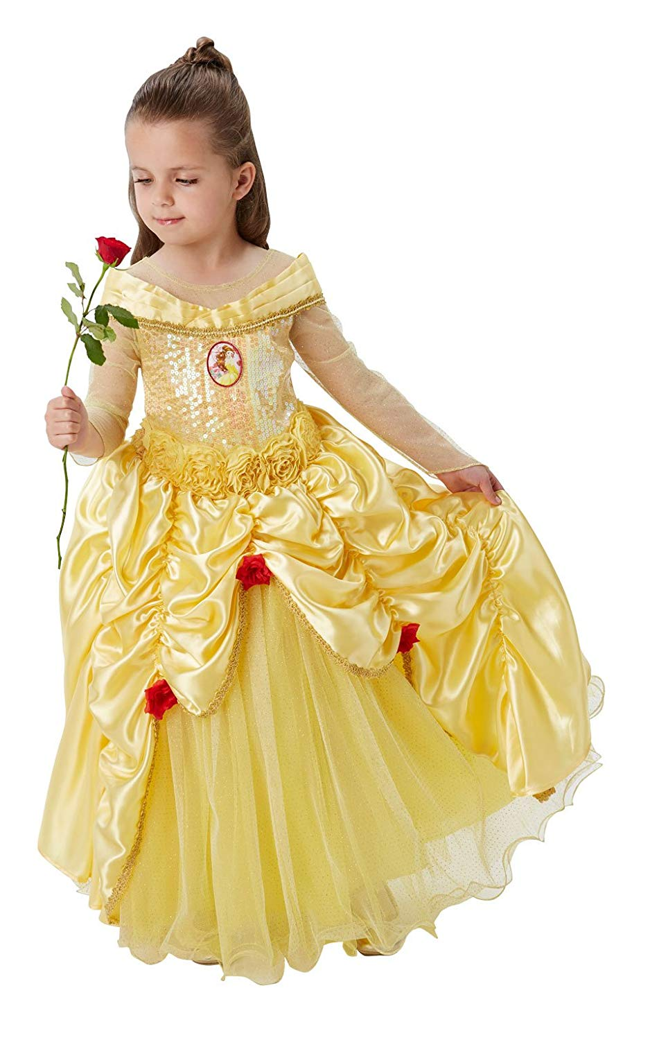 robe princesse belle disney