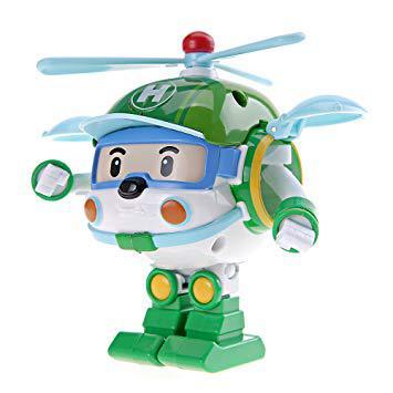 robocar poli heli