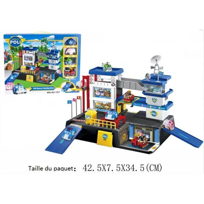 robocar poli jouet