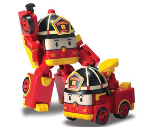 robocar poli transformable