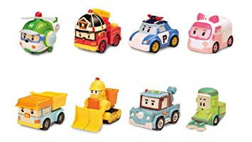 robocar poli voiture