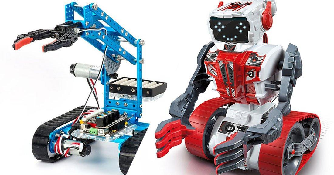 robot a construire soi meme