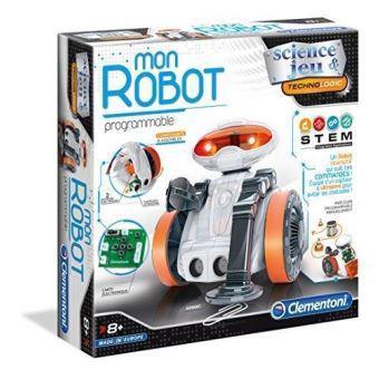 robot avec capteur