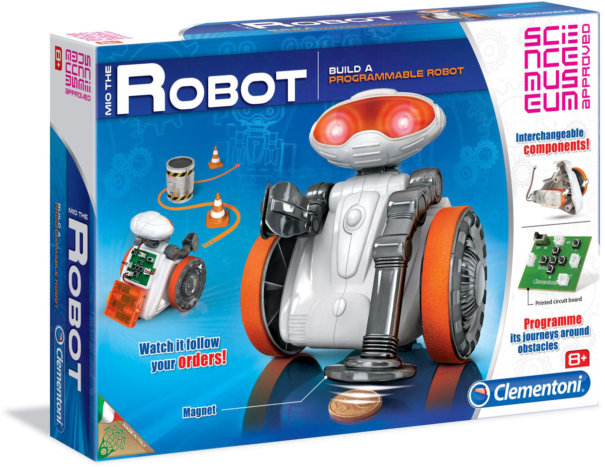 robot jouet programmable