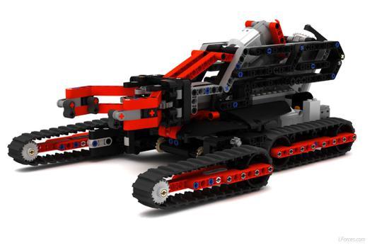 robot lego technic