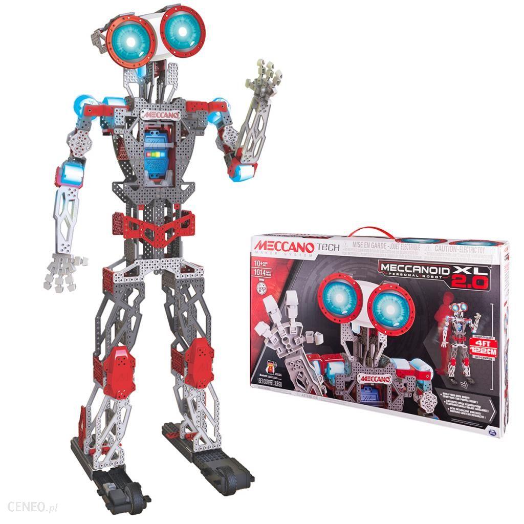 robot meccanoid 2.0