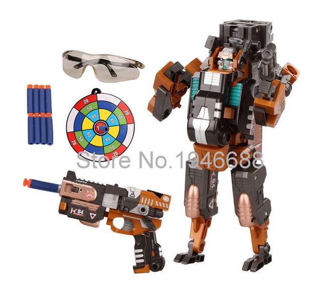 robot pistolet