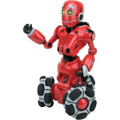 robot rouge jouet