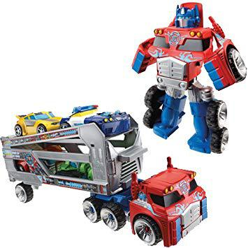 robot transformers jouet
