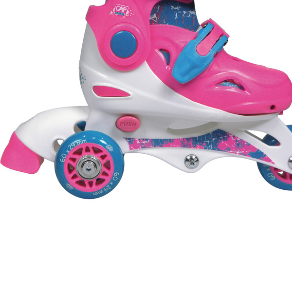 roller evolutif fille