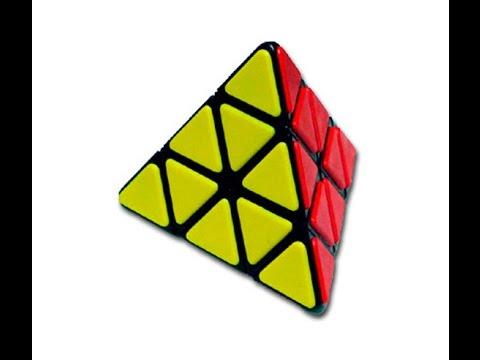 rubik pyramide