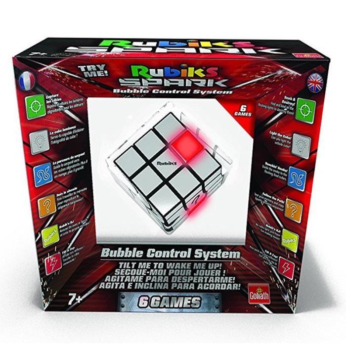 rubik's cube electronique