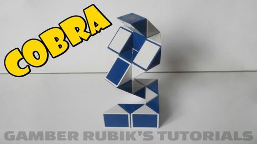 rubik's twist snake