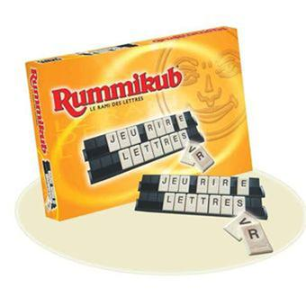 rummikub lettres francais