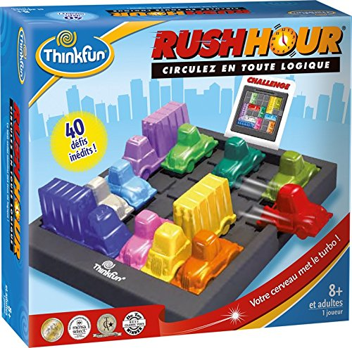 rush hour jeu