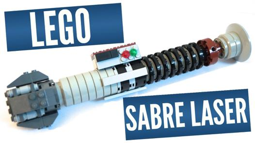sabre laser lego star wars